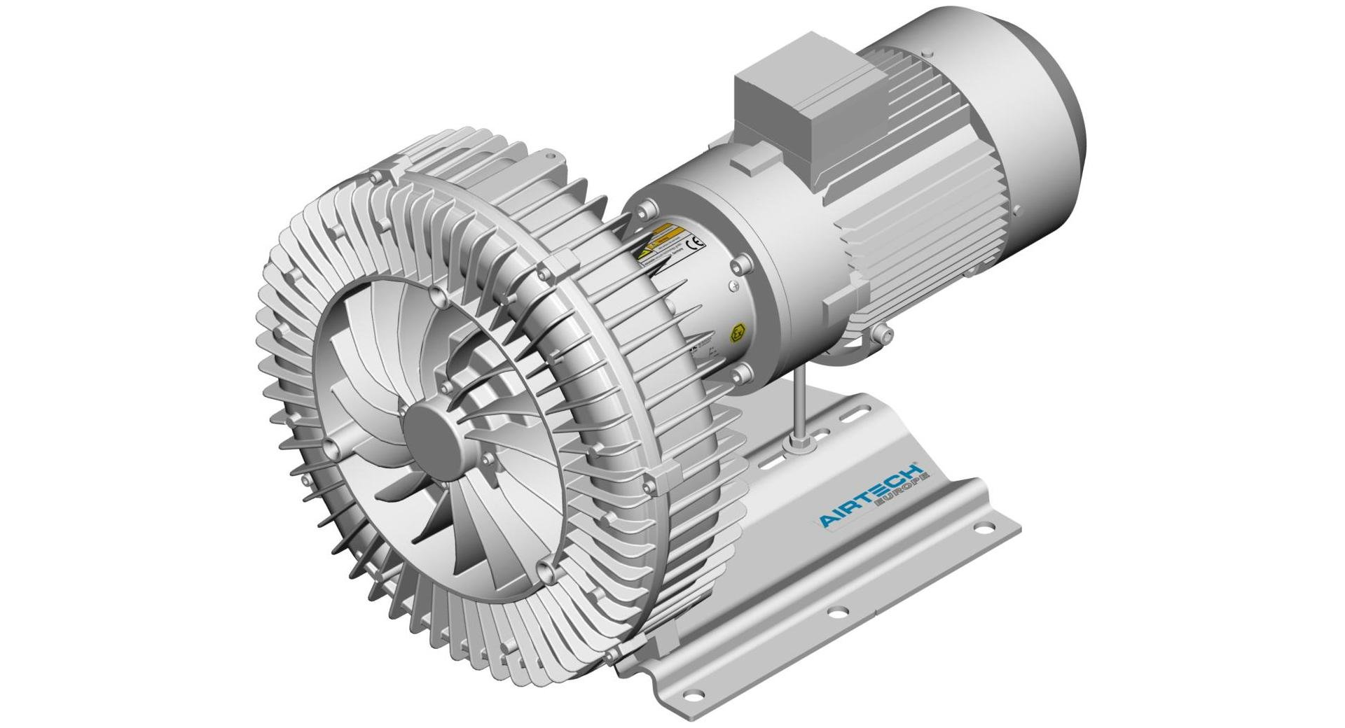 ASC  Side channel blower